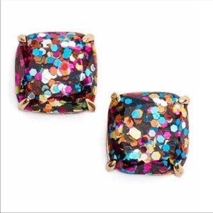 Kate Spade Glitter & Glee Earrings